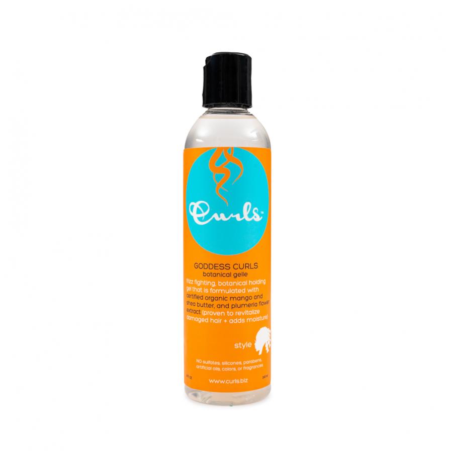 Curls – Goddess Curls hajgél botanikai kivonatokkal 240 ml