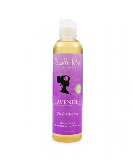 Camille Rose – Lavender Fresh Cleanse hajnövekedésserkentő sampon 240 g