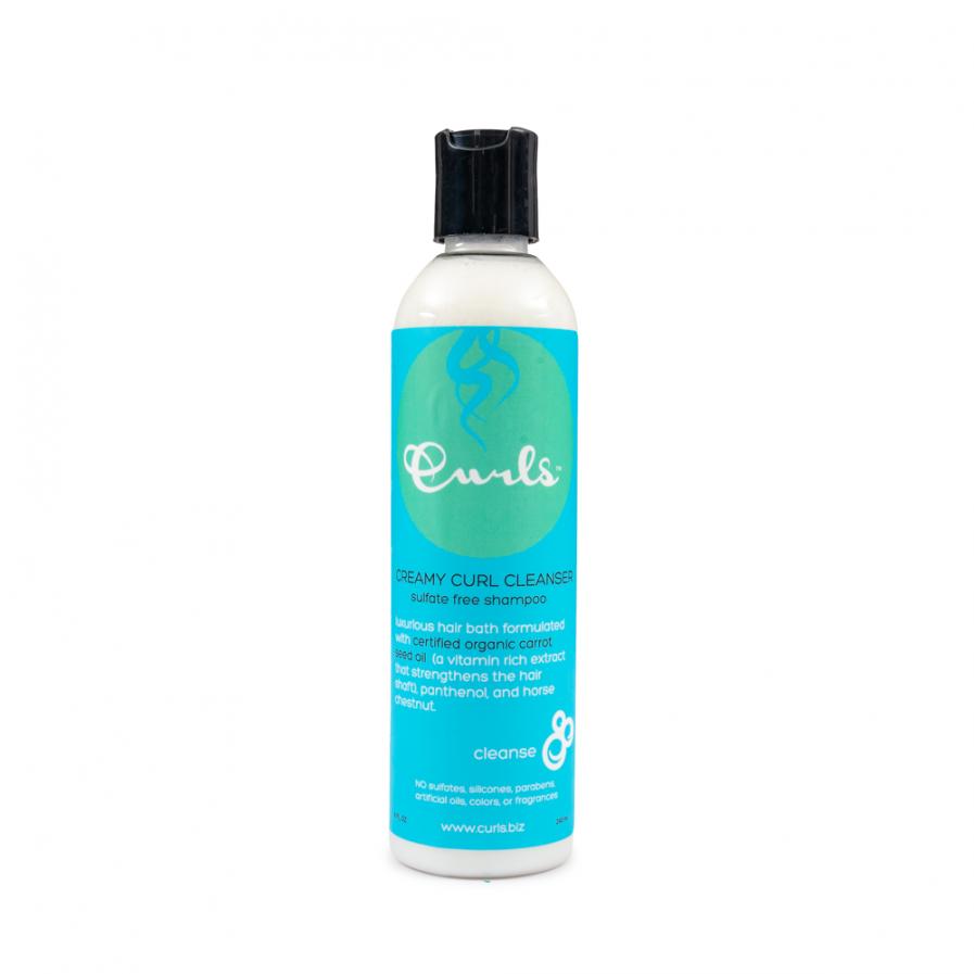 Curls – Krémes sampon göndör hajra 240 ml