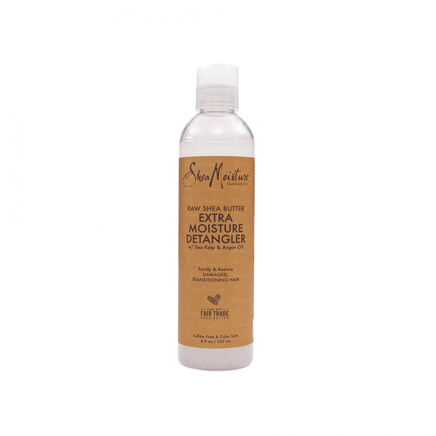 Shea Moisture – Hidratáló balzsam a haj kifésülésére Shea vajjal 237 ml