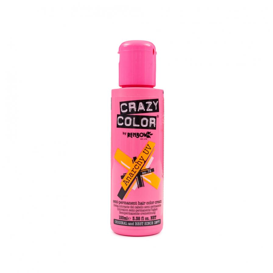 Crazy Color - Anarchy UV szemipermanens hajfesték 100 ml