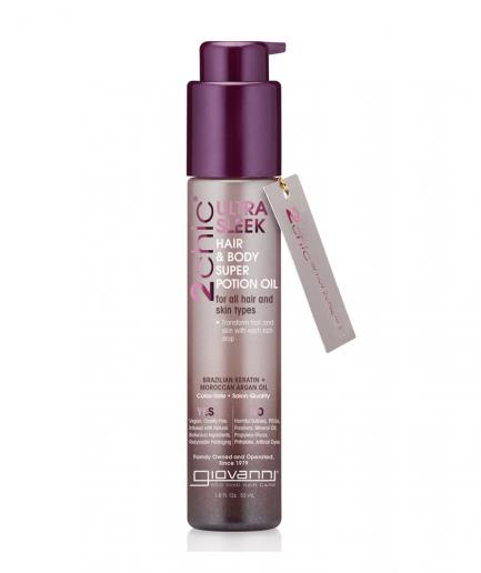 Giovanni 2chic – Ultra Sleek olaj bőrre és hajra 53 ml