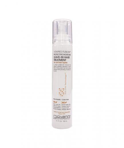 Giovanni – Vitapro Fusion Protective Moisture öblítés nélküli kezelés 150 ml