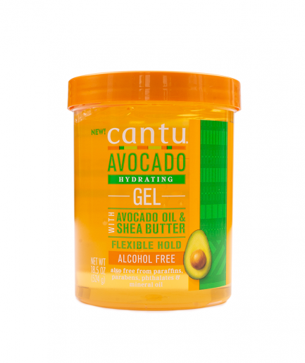 Cantu Avocado - Hidratáló hajzselé 524 g