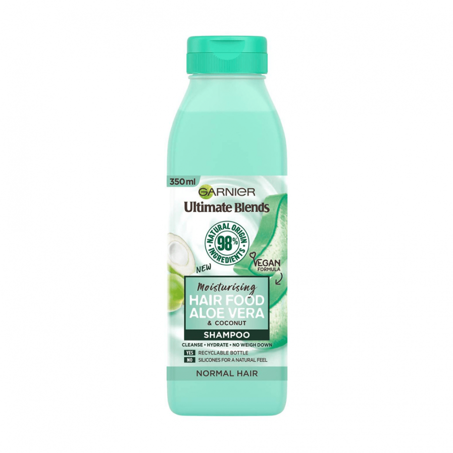 Garnier - Fructis Aloe Hair Food hidratáló sampon 350 ml