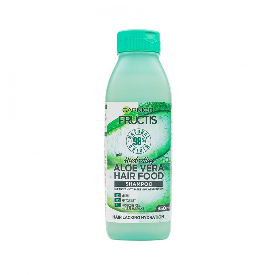 Garnier - Fructis Aloe Hair Food hidratáló sampon 350 ml