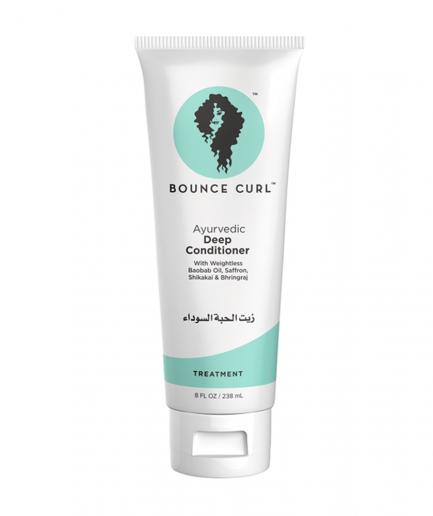 Bounce Curl - Ayurvedic Deep Conditioner intenzíven hidratáló pakolás