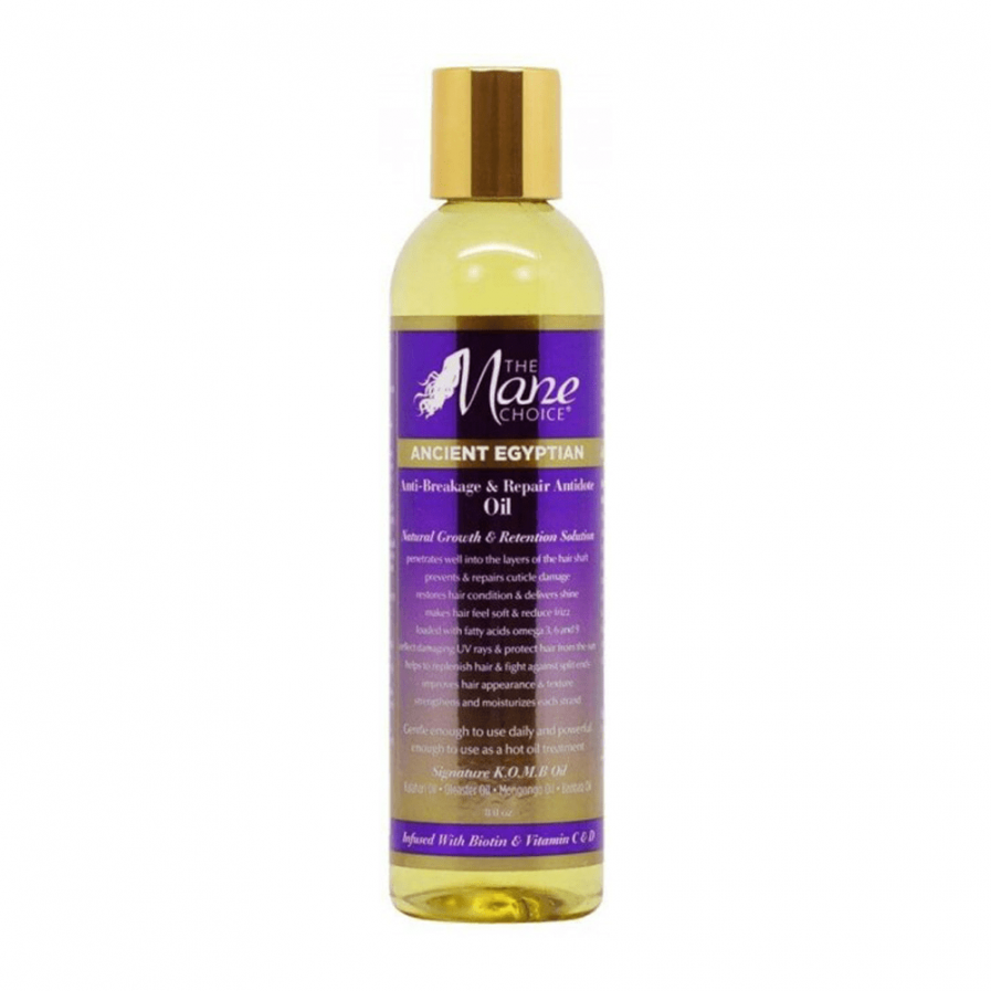 The Mane Choice – Ancient Egyptian Anti-Breakage & Repair Antidote hajolaj 237 ml