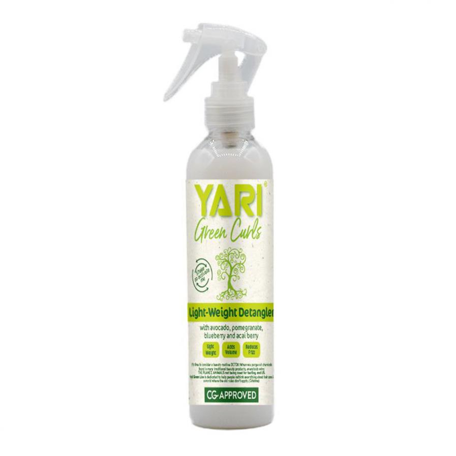 Yari Green Curls – Öblítés nélküli balzsam a haj kifésülésére