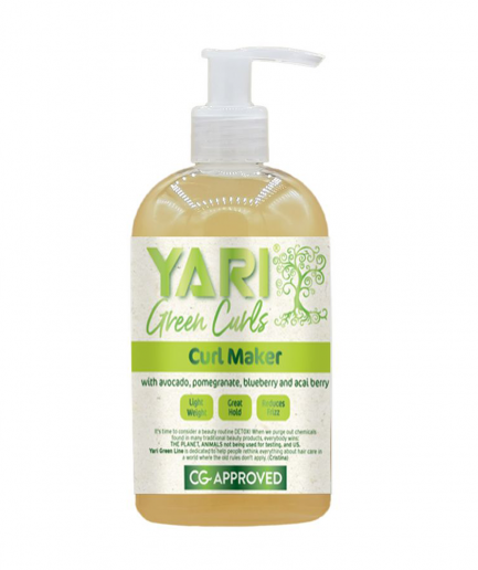Yari Green Curls – Curl Maker hajzselé 384 ml