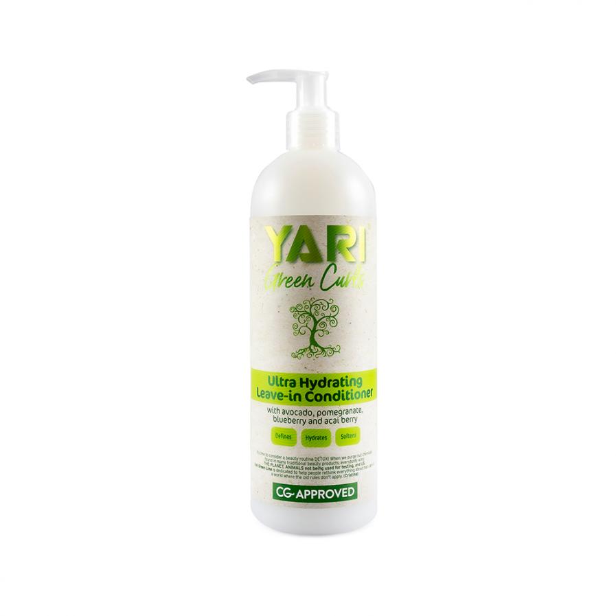 Yari Green Curls – Öblítés nélküli mélyhidratáló balzsam 500 ml