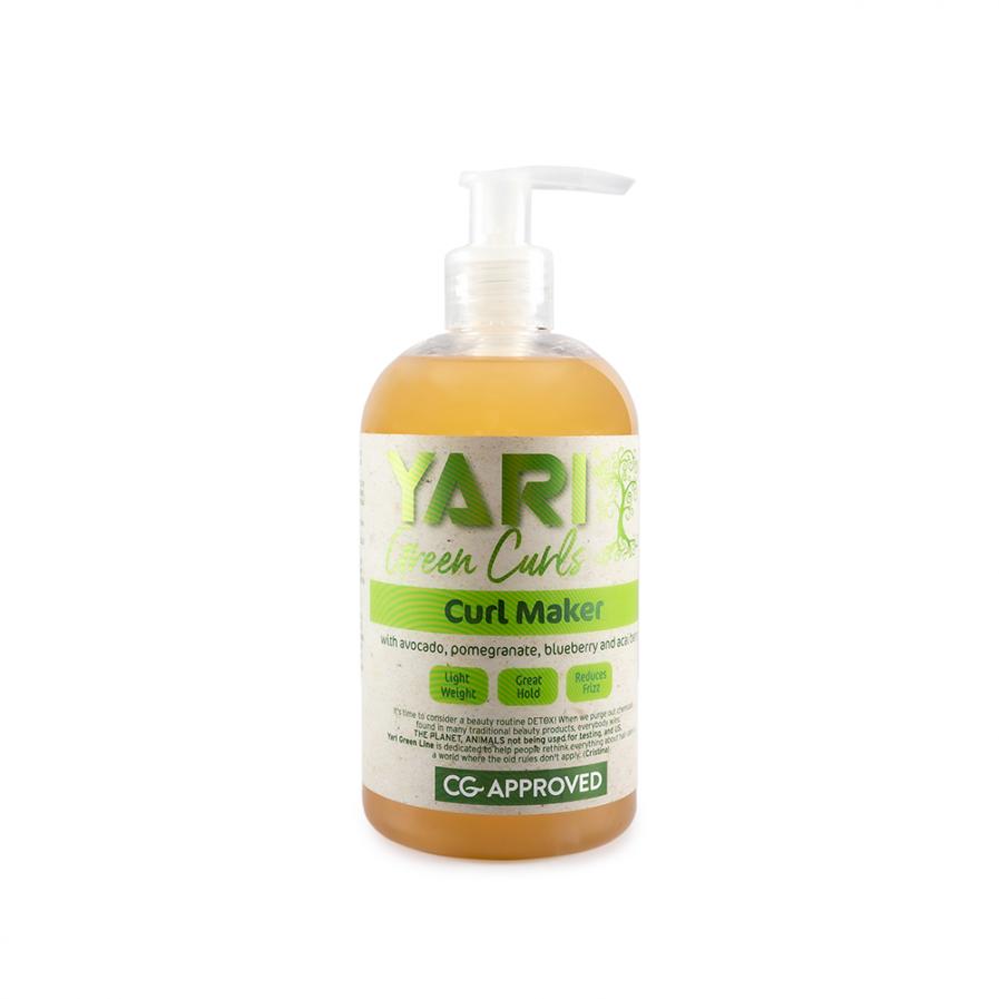 Yari Green Curls – Curl Maker hajzselé 384 ml