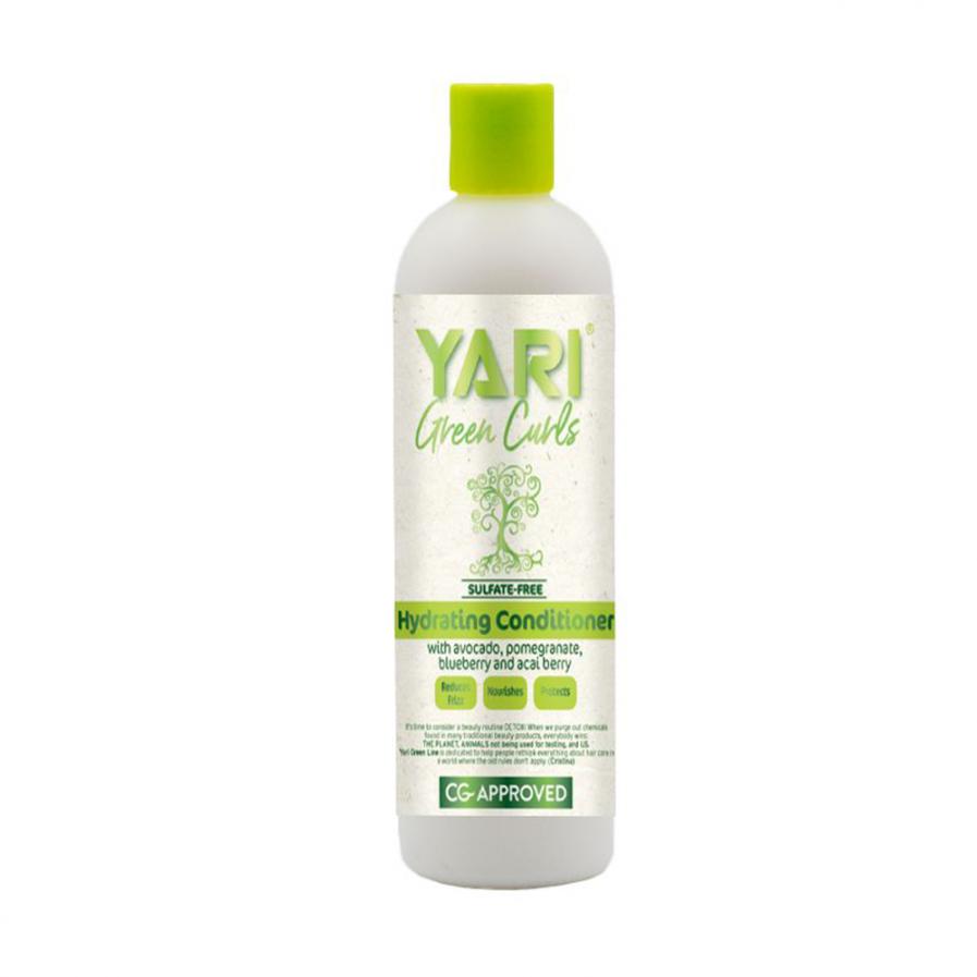 Yari Green Curls – Hidratáló balzsam 355 ml
