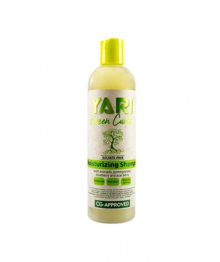 Yari Green Curls – Szulfátmentes sampon 355 ml
