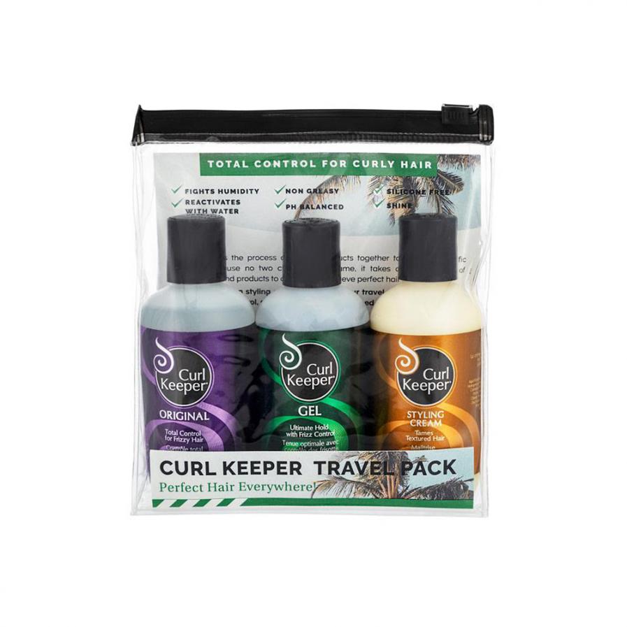 Curl Keeper - Travel Pack Útazó szett 300 ml