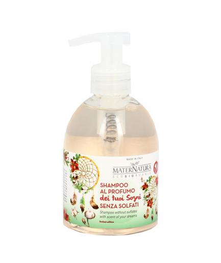 MaterNatura – Sampon fara sulfati 250 ml