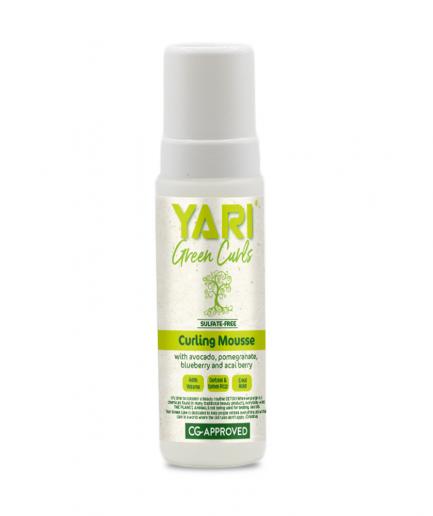 Yari Green Curls - Hajhab göndör hajra 220 ml