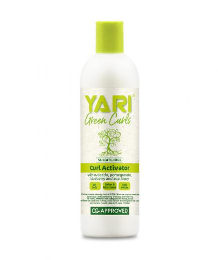 Yari Green Curls – Fürtaktiváló krém 355 ml