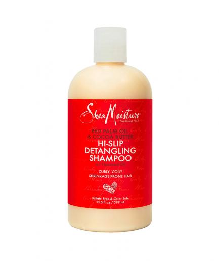 Shea Moisture – Hi-Slip Detangling sampon a haj könnyű fésüléséért 399 ml