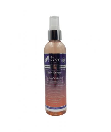 The Mane Choice - Peach Black Tea & Vitamin Fusion hajhullás elleni volumenizáló hajspray 237 ml