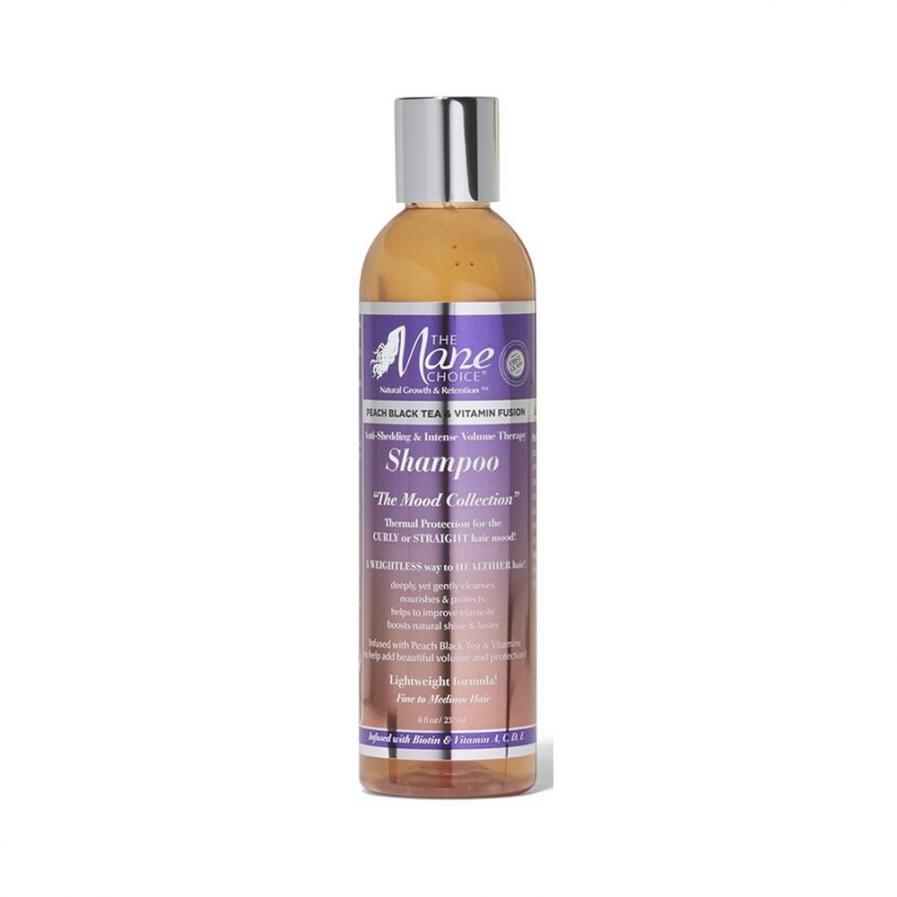 The Mane Choice - Peach Black Tea & Vitamin Fusion hajhullás elleni volumenizáló sampon 237 ml