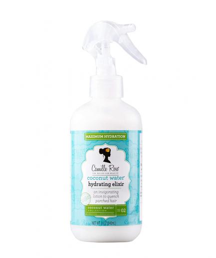 Camille Rose – Coconut Water öblítés nélküli hidratáló elixír 240 ml