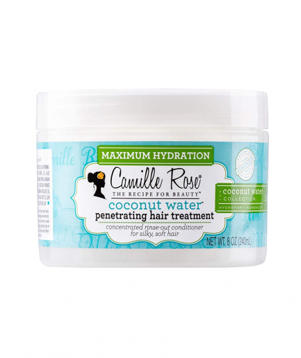 Camille Rose – Coconut Water mélyhidratáló kezelés 240 ml