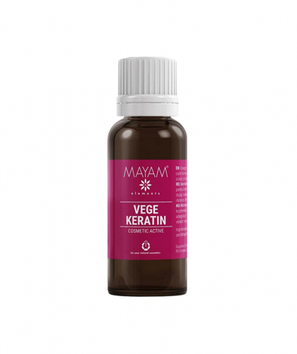 Mayam – Növényi keratin 25 ml